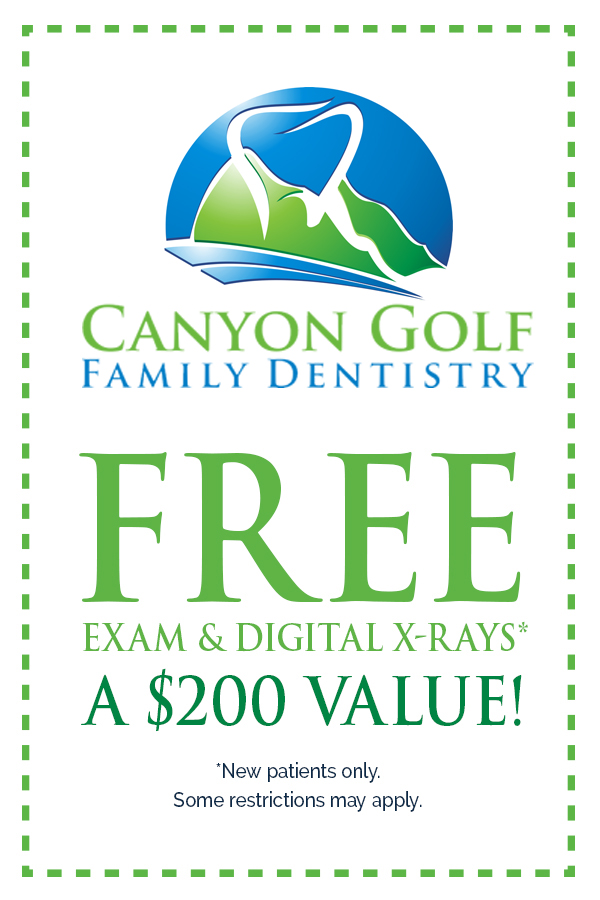 Free Exam and Digital X-Rays